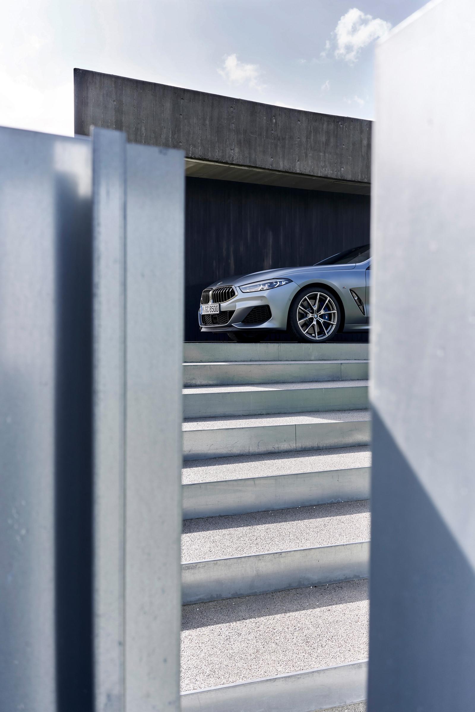 Foto de BMW Serie 8 Gran Coupé (presentación) (99/159)