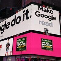 Estados Unidos carga contra Google en los tribunales por abuso de posición dominante