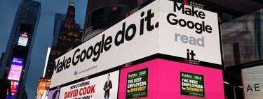 Estados Unidos carga contra Google™ en los tribunales por abuso de posición dominante