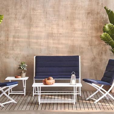 Diez conjuntos de terraza bonitos y baratos
