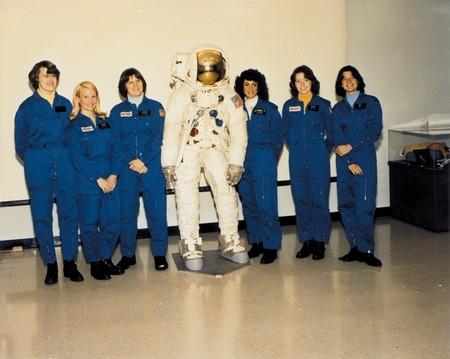 regla menstruacion espacio astronauta