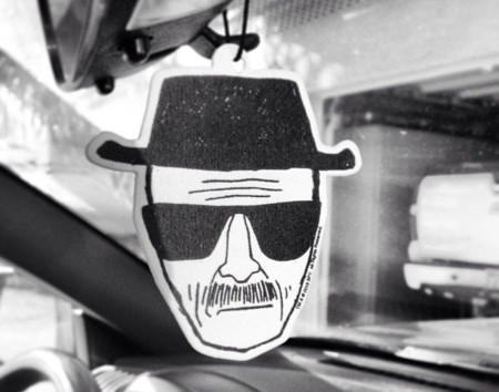 Heisenberg en tu coche