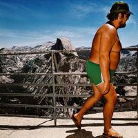 Roger Minick, el fotógrafo que prefirió hacer fotos a los turistas en vez de al paisaje