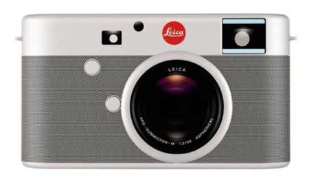Jony Ive, el diseñador jefe de Apple, ha participado en la creación de una exclusiva Leica M