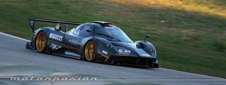 Pagani Zonda R en Ascari: montamos en el coche más impresionante del mundo (parte 2)
