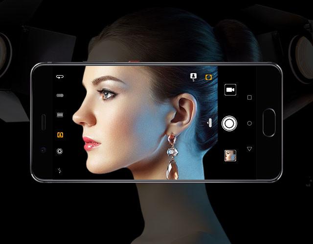 Huawei P10 Plus modo belleza