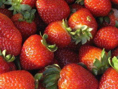 Tres interesantes datos sobre las fresas