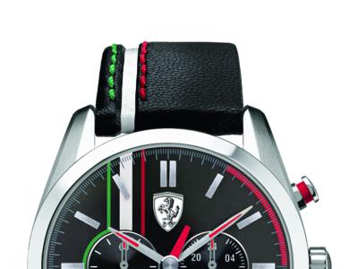 Scuderia Ferrari presenta su nuevo D50, un modelo elegante con toques deportivos