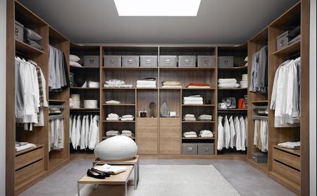 Creando el armario perfecto. Consejos para organizar tu guardarropa (I)