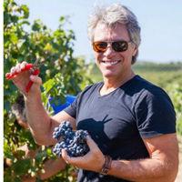 El mejor vino rosado del mundo es el que hace Jon Bon Jovi en Francia