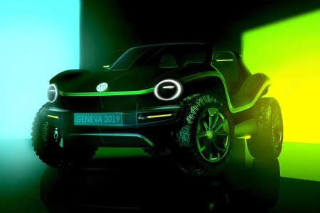 Vw Electric Buggy 100