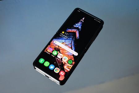 Samsung Galaxy Z Flip Analisis Mexico Diseno
