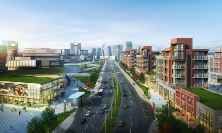 Smart City modelo