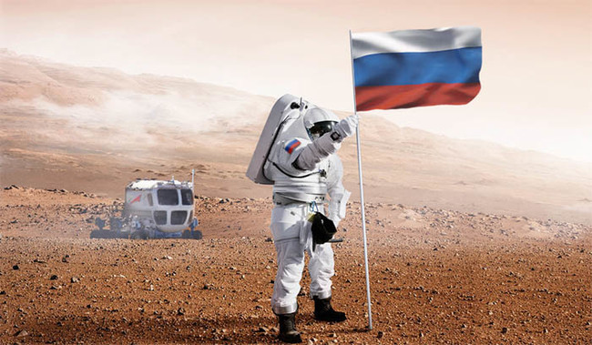 Rusia Marte