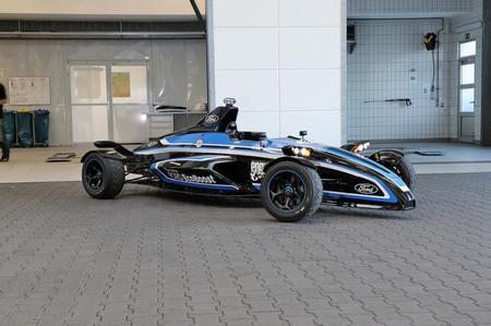 Ford quiere sacar a la venta un versión de calle del Formula Ford 1.0 ecoboost