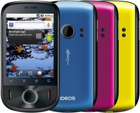 Huawei Ideos, el Android 2.2 del pueblo