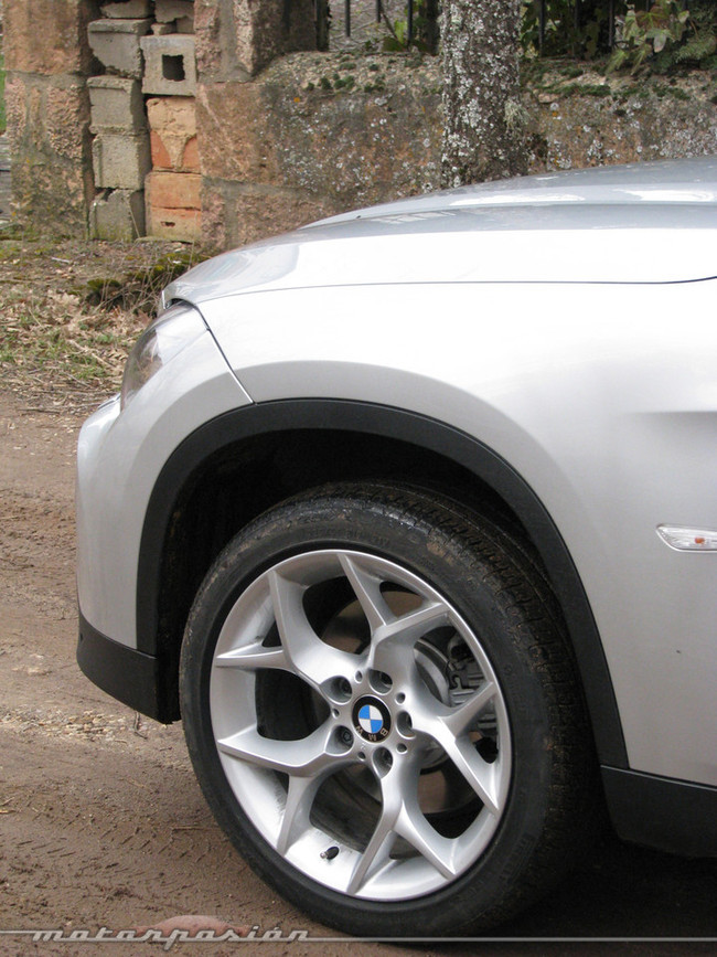 Foto de BMW X1 xDrive23d (prueba) (20/34)