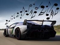 Un veneno de Lamborghini que mata suavemente con su canción