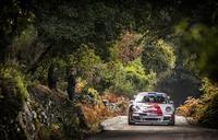 Stéphane Sarrazin se impone en Córcega, última cita del Europeo de Rallyes 2014