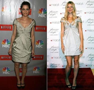 ¿A quién le queda mejor el vestido de Marc Jacobs?
