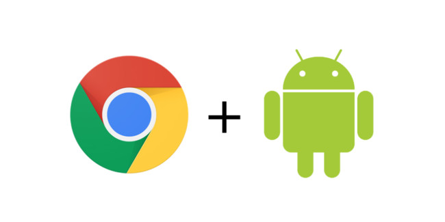 Chrome Os y Android