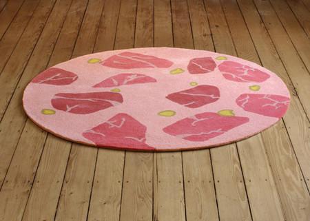 Una alfombra para comérsela