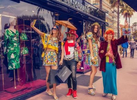 Cannes Dolce Gabbana 2