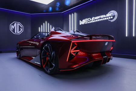 MG Cyberster 2021