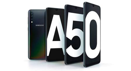 El Samsung Galaxy A50 llega a España, precio y disponibilidad oficial