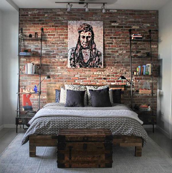 Dormitorio Ladrillo 7
