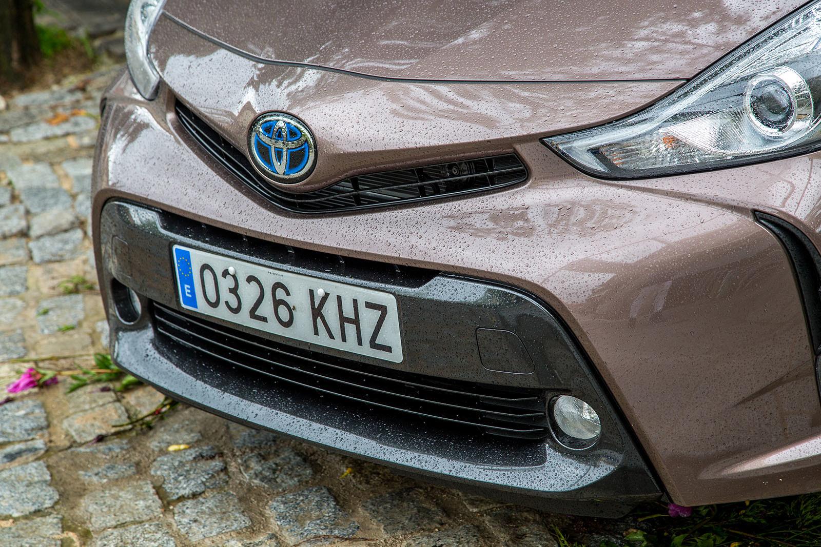 Foto de Toyota Prius+ Advance - Fotos exteriores (7/14)