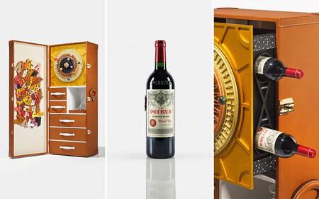 Esta botella de vino de Burdeos ha estado 14 meses en la Estación Espacial Internacional: ahora vale un millón de dólares