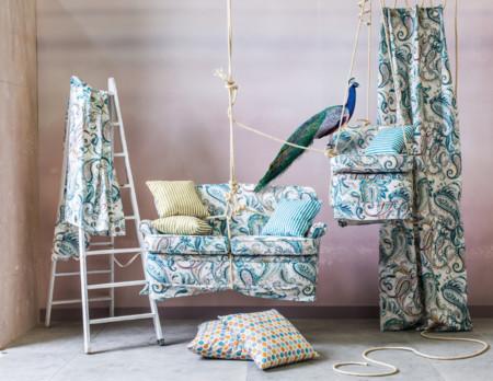 Tapizar el sofá: 7 tendencias que te pueden inspirar