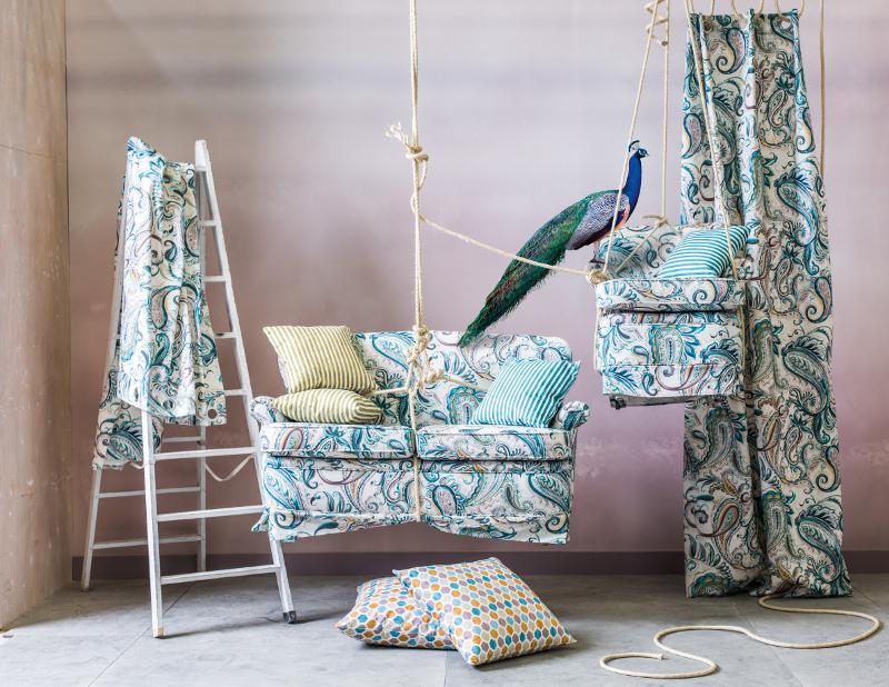 Tapizar el sof 7 tendencias que te pueden inspirar - Cojines sillas leroy merlin ...