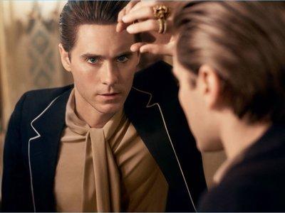 Jared Leto confirma su status como el hombre Gucci por excelencia