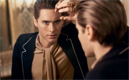 Jared Leto confirma su status como el hombre Gucci por excelencia