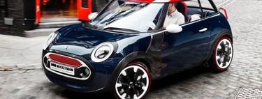 MINI va en serio con los crossovers: dos modelos se sumarán al Countryman