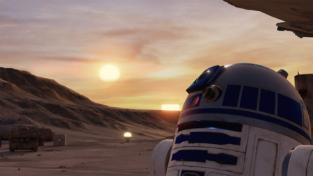 Con Star Wars 'Trials on Tatooine' y HTC Vive se te acabaron las excusas para no ser un Jedi