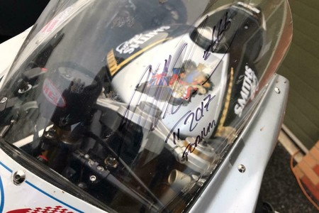 Peter Hickman Daytona 675 R 3