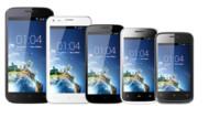 Kazam llega a España con siete teléfonos Android
