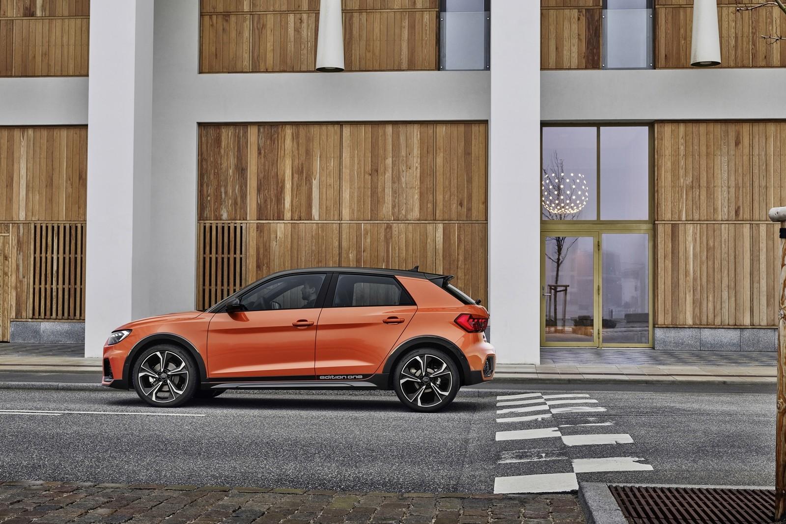 Foto de Audi A1 Citycarver 2019 (1/34)