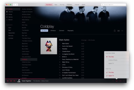 Apple Music Mac 6