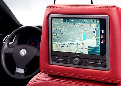 Cebit 2006: GPS y Media Center de Microsoft y Volkswagen