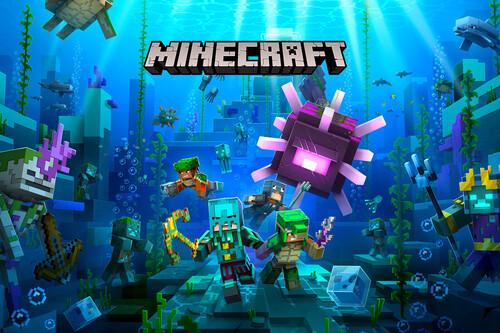 Cómo crear una trampa de ahogados en Minecraft