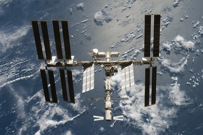 [Vídeo] La ISS nos demuestra que la primera ley de Newton funciona