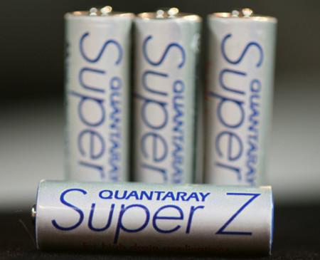 PowerGenix Quantaray Super Z, mejores recargables