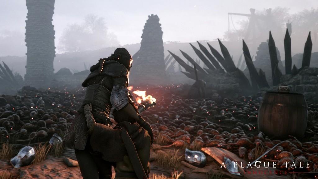 A Plague Tale: Innocence nos muestra otro gran adelanto de su jugabilidad con un fascinante gameplay de ocho minutos