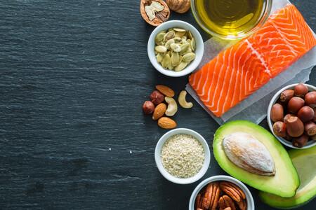 Siete alimentos ricos en grasas sanas para perder peso con una dieta equilibrada