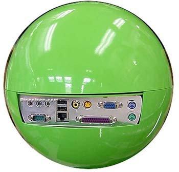 Ordenador en forma de esfera