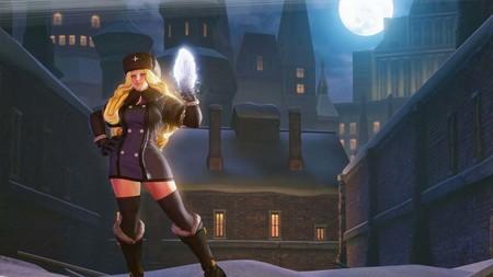 ¿Quién es Kolin? El nuevo trailer de Street Fighter V nos muestra a su nueva peleadora